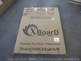 Magnetic Dry Erase Whitboard