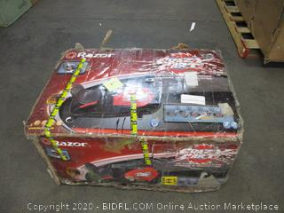 Razor Crazy Cart (Box Damage)
