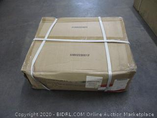 Double Duvet Cover (Sealed) (Some Boxes May Be Damaged)
