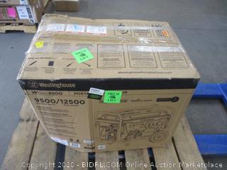 500-Watt Heavy-Duty Gas Powered Transfer Switch Ready Portable Generator