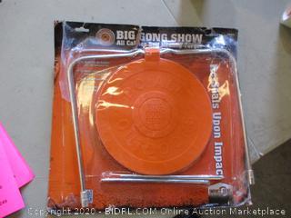 Big Gong Show All Caliber Self Healing Target