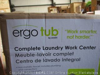 Ergo Tub Laundry Work Center