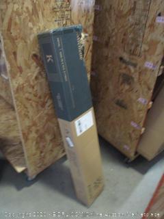 Metal Bed Frame Size King (Box Damage)