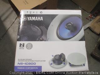 Yamaha In-Ceiling Speaker