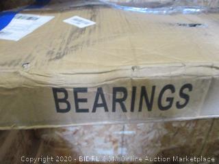 Bearings (Box Damage)