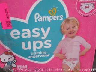 Pampers Easy Ups Training Underware (Box Damage)