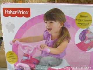 Fisher Price Barbie Trike