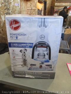 Hoover Powerdash Pet Carpet Cleaner