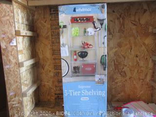 5-Tier Shelving