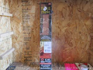 Self-Adhesive Vinyl Floor Planks