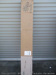 Low Profile Platform Bed Size Full (Box Damage)