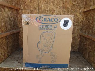 Graco Convertible Car Seat (Box Damage) (Please Preview)