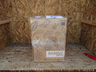 Bamboo Nature Diapers Size 4