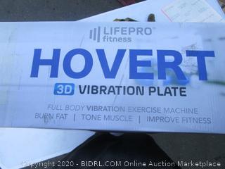 Hovert Full Body Vibration Exercise Machine (Box Damage)