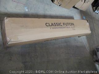 "Classic Futon 8"" Innerspring Mattress Full"