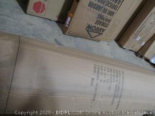Classic Brands Cool Gel 12inch Gel Memory Foam Mattress Queen