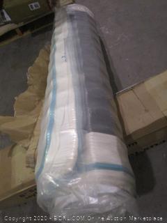 "Linenspa 8"" Spring and Memory Foam Hybrid Mattress Full"