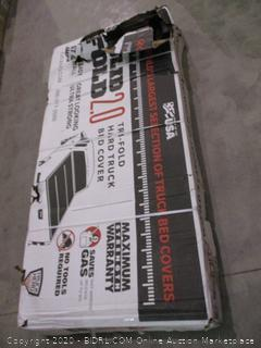 Tri Fold Hard truck Bed Cover