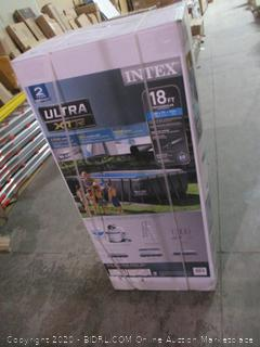 Intex 18 Ft rectangular