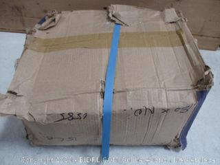 White Terry cloth Remnents 15 lb box