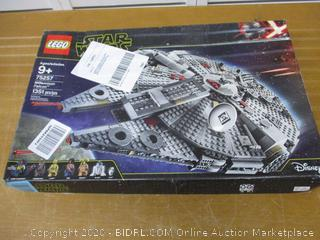 LEGO Star Wars: The Rise of Skywalker Millennium Falcon 75257 Starship Model Building Kit