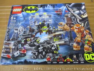 LEGO DC Batman Batcave Clayface Invasion 76122 Batman Toy Building Kit