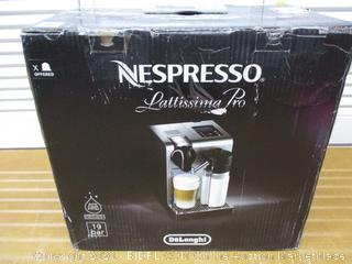 EN750MB Lattissima Pro Original Espresso Machine with Milk Frother by De'Longhi (Retail $500)