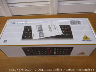 BEHRINGER Synthesizer Model D (Retail $300)