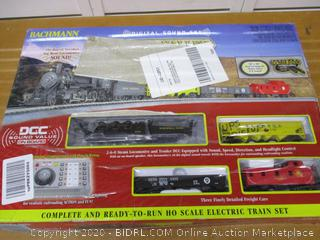 Bachmann Trains - Echo Valley Express DCC Sound Value Ready To Run Electric Train Set - HO Scale (Retail $250)