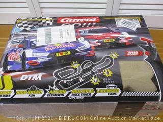 Carrera GO!!! 62480 DTM Master Class Electric Slot Car Racing Track Set