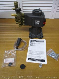 AAA Technologies Triplex Plunger Pump Kit 3800 PSI at 3.5 GPM (Retail $325)
