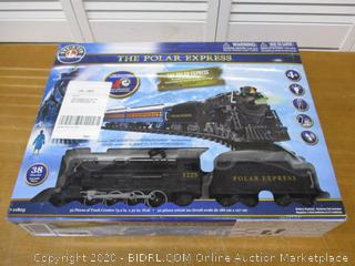 Lionel The Polar Express Model Train Set