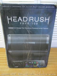 HeadRush FRFR-108 | 2000W Full-Range Flat-Response Powered Guitar Cabinet