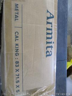 "Smart 5"" Box Spring  Cal King"