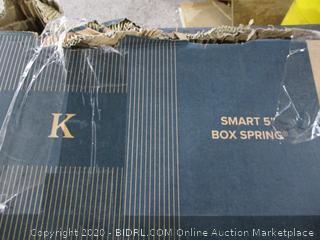 """Smart 5"""" Box Spring King"""