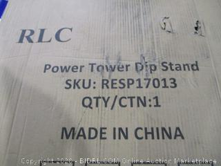 Power Tower Dip Stand