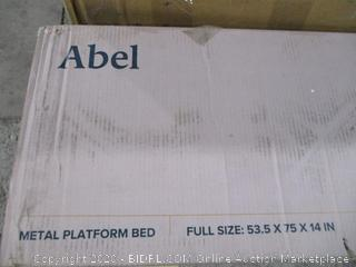Metal Platform Bed Full