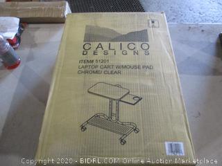 Laptop Cart w/mouse pad