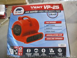 Vent VP-25 Air Mover High Velocity Fan