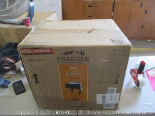 traeger Wood Fire Grills