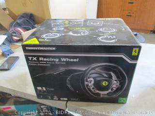 Trustmaster TX Racing Wheel