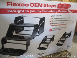 Flexco OEM Steps