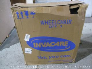 Invacare  Tracer wheelchair