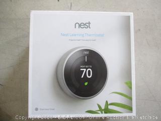 Nest Learning Thermostat damaged