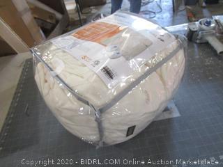 Brookstone Micro Fleece Blanket