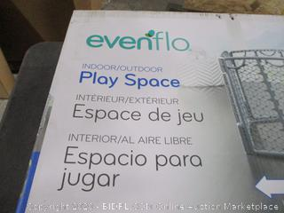 Evenflo Indoor/Outdoor Play Space