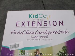 Kid Co Extension Gate See Pictures
