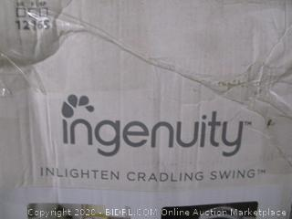 Ingenuity Inlighten Cradling swing