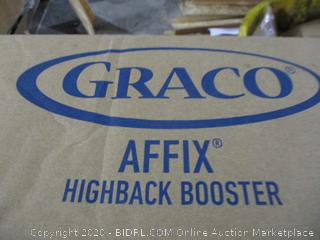 Graco Highback Booster