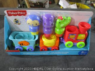 Fisher Price Rattle & Roll Train